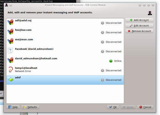KDE Commit-Digest - 9th January 2011